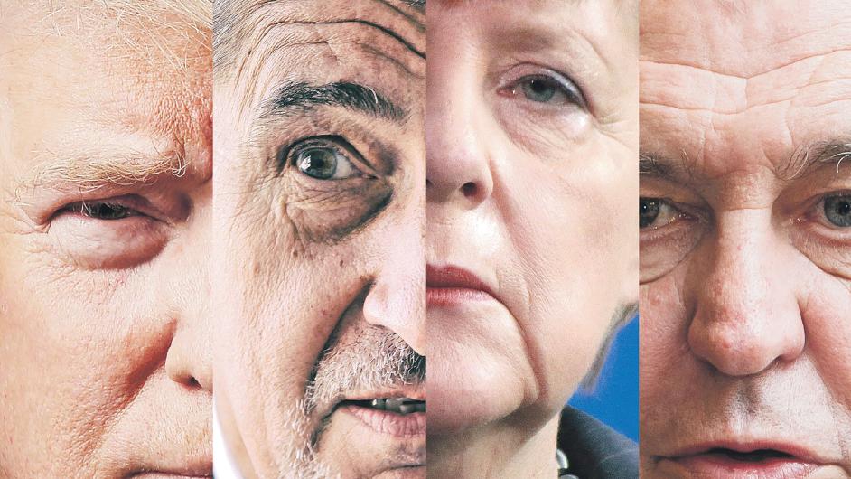 Evropu čeká klíčový rok: volit se bude vČesku, Německu, ve Francii či Nizozemsku.
