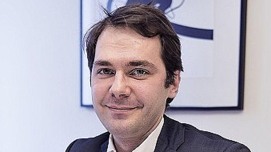 Cyril Dejanovski, obchodní ředitel realitní kanceláře Svoboda & Williams
