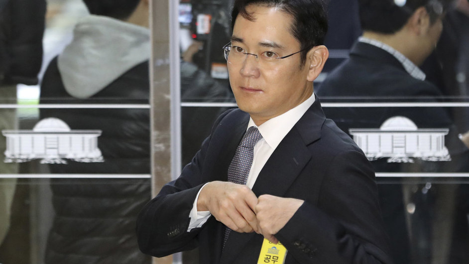 I Če-jong, Samsung, Jižní Korea.