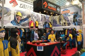 Direct Alpine je jednou z několika českých značek, které se představily na letošním veletrhu ISPO v Mnichově.