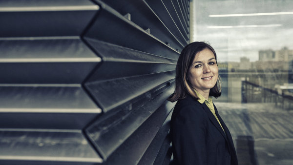 Budoucností je spojení notebooku, mobilu a tabletu v jedno zařízení, říká česká ředitelka HP Lindauerová
