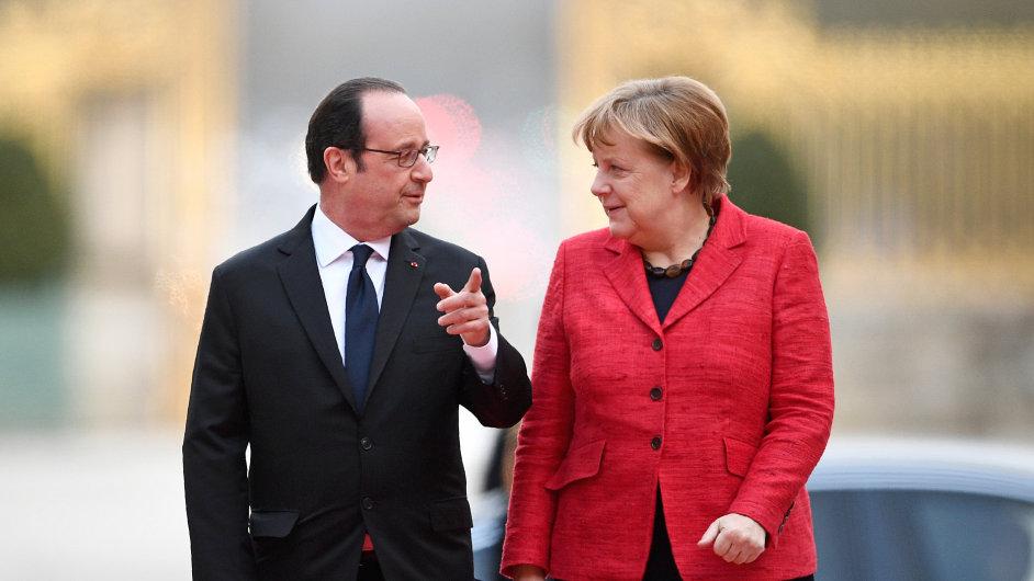 Paříž, Berlín, Madrid a Řím jsou pro vícerychlostní EU