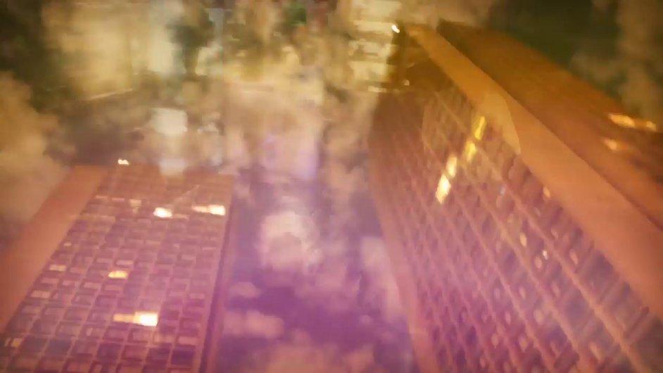 Snímek z videoklipu Thurstona Moorea.