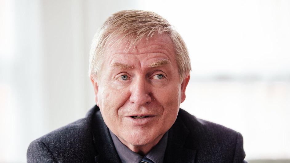 Místopředseda Asociace exportérů Otto Daněk