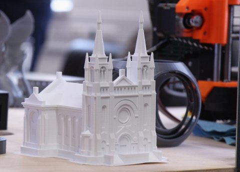3D dílna