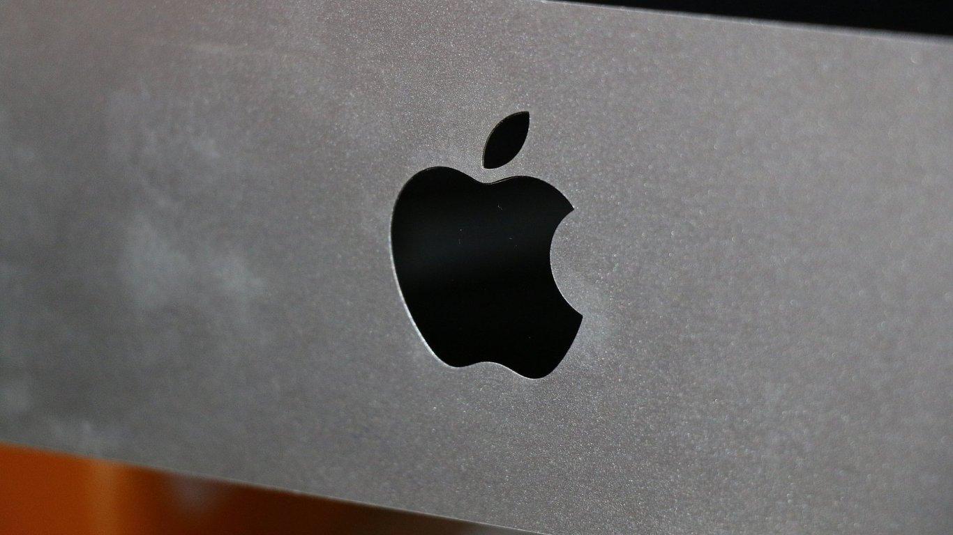 Apple - Ilustrační foto.
