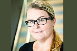 Kateřina Harris, marketingová ředitelka obchodního řetězce Albert