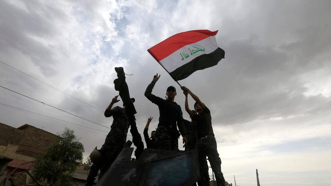 Irácké vládní síly dobyly druhé největší město Mosul zpět z rukou Islámského státu.