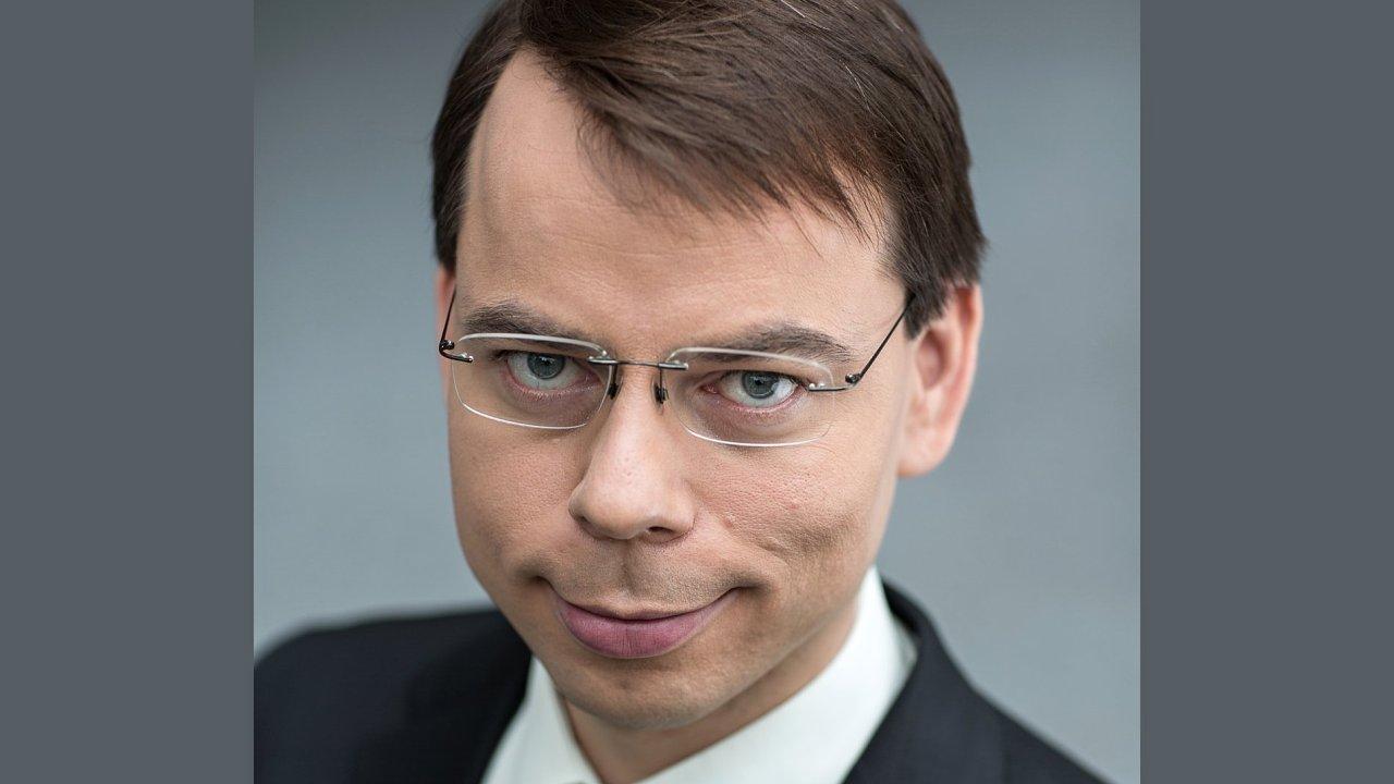 Aleš Zíb, člen představenstva a finanční ředitel ČSOB Penzijní společnosti