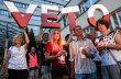 Poláci požadují vetování zákona o Nejvyšším soudu.