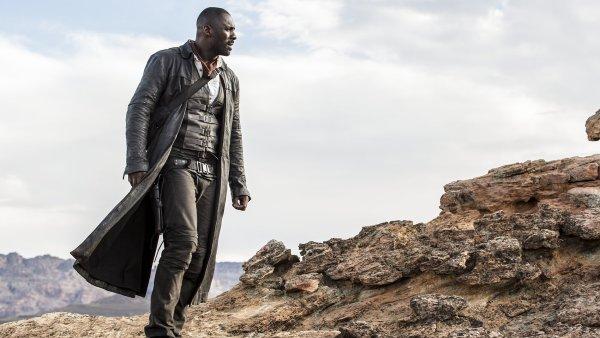 Idris Elba v Temné věži ztvárnil posledního z řádu rytířů Rolanda Deschaina.