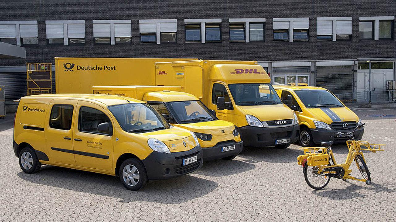 Logistická skupina Deutsche Post DHL se vloni rozhodla pro výrobu elektrických užitkových vozidel pro vlastní potřebu.