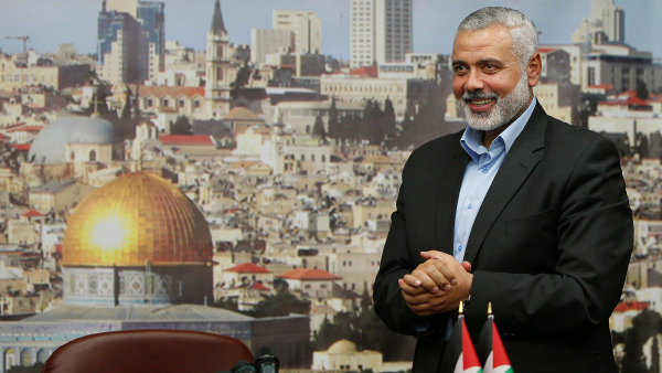 Ismáíl Haníja vyzval Palestince k zahájení povstání proti Izraeli.