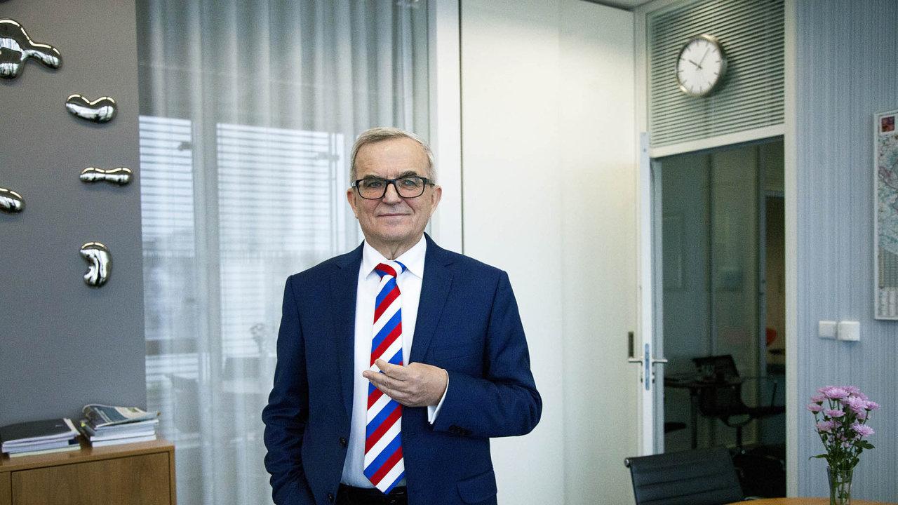 Andrzej Modrzejewski byl šéfem Unipetrolu od července 2016.