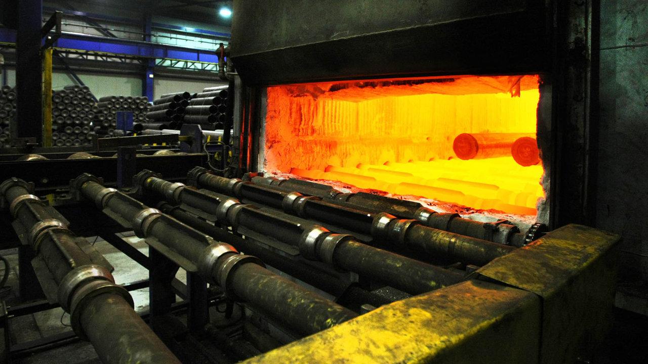 Vítkovický holding zahrnuje více než tři desítky firem, které dohromady zaměstnávají 5500 lidí.