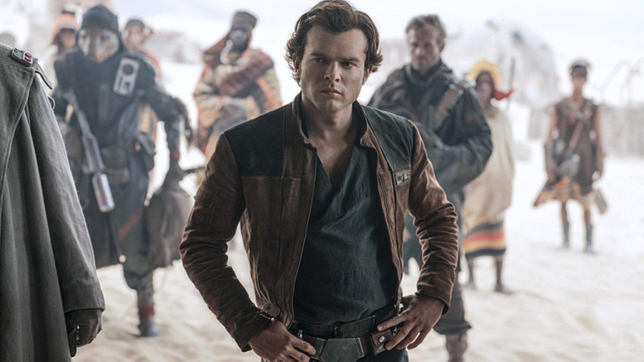Napodobit Harrisona Forda v nových Star Wars? Retro účes nestačí