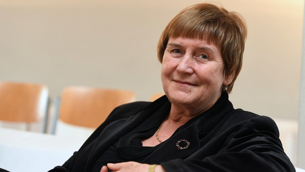 EVA KRÁLÍKOVÁ, předsedkyně, Společnost pro léčbu závislostí na tabáku. Květen 2017