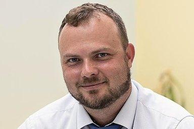 Tomáš Frimmel, bussines unit manažer pro periferie a networking společnosti eD system