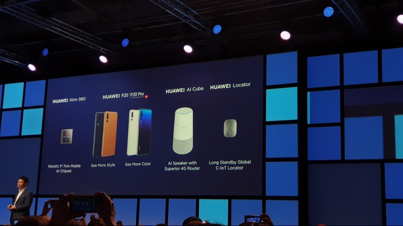 Huawei představil nejvýkonnější mobilní procesor na světě.