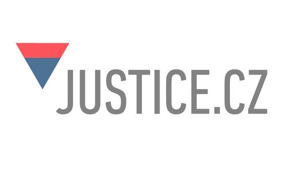 Logo elektronické komunikace Ministerstva spravedlnosti