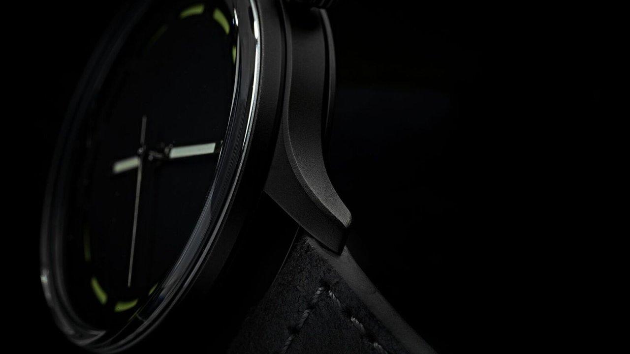 """""""Nejčernější hodinky, které kdy byly vyrobeny."""""""