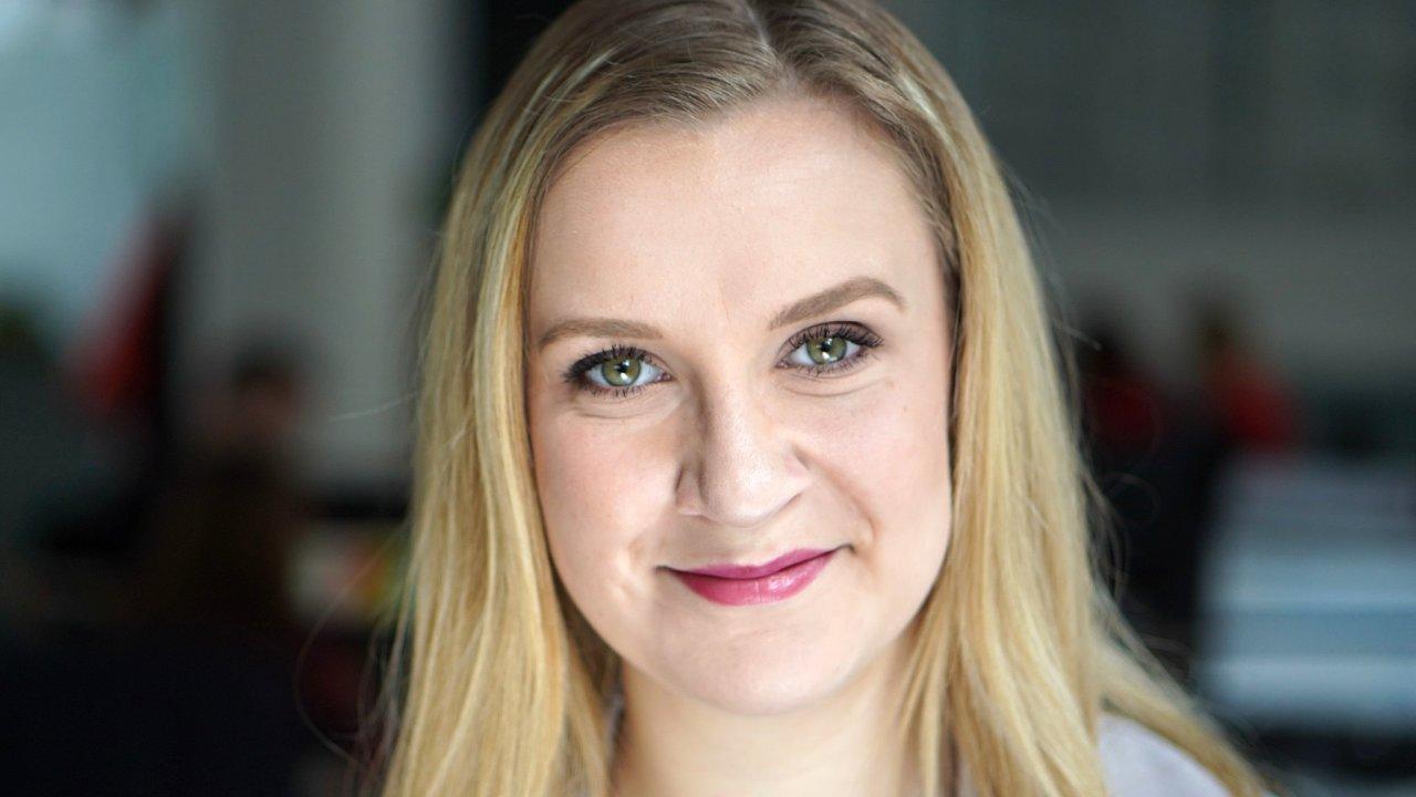 Renáta Sikorová, PR specialistka agentury Bison & Rose