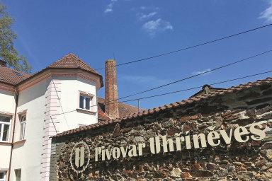Obnovený pivovar Uhříněves