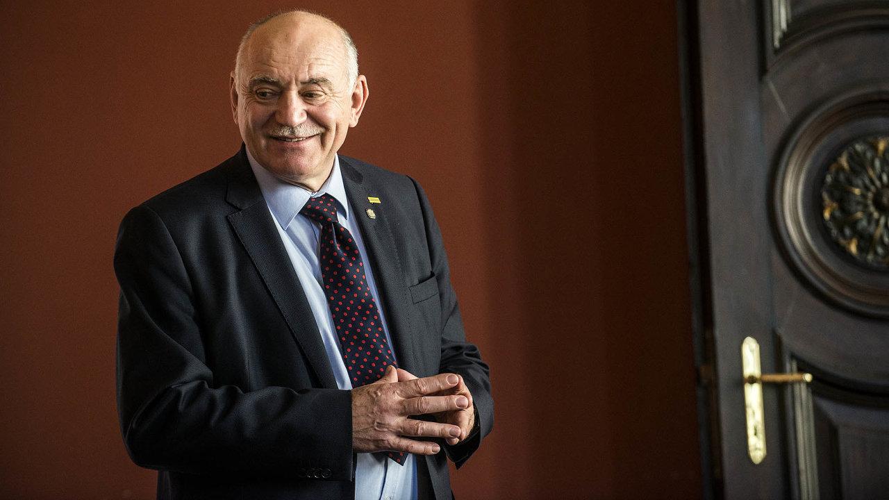 Vstup finančního investora do firmy se neuskuteční, uvedl zakladatel společnosti Linet ajejí největší akcionář Zbyněk Frolík.