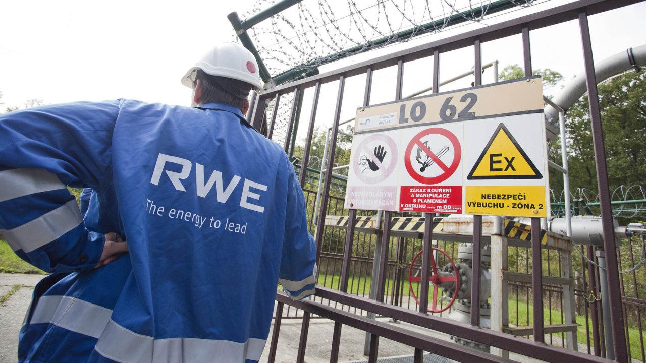 RWE od května sníží cenu zemního plynu zhruba o deset procent.