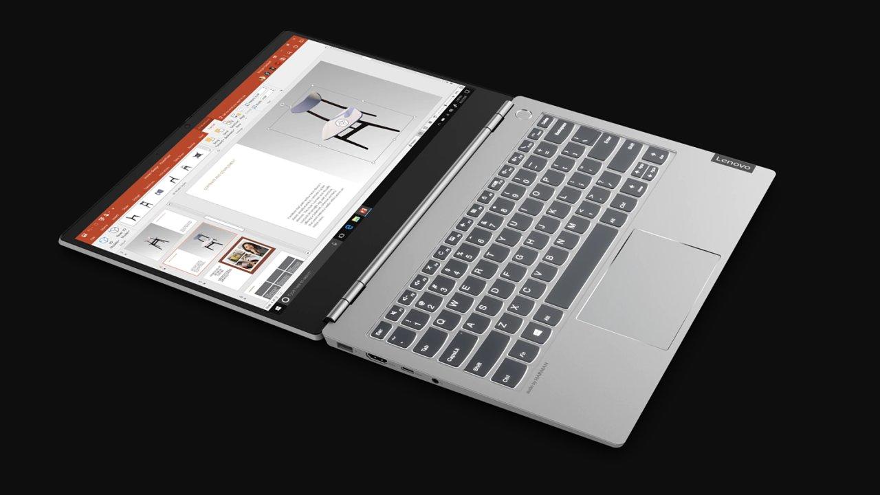 Lenovo ThinkBook je pracovní notebook, který hodně vydrží, přitom je za rozumnou cenu.