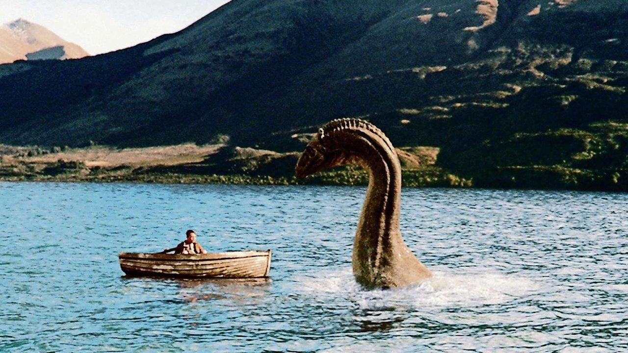 Otázka nyní zní: jsou v jezeře gigantičtí úhoři?