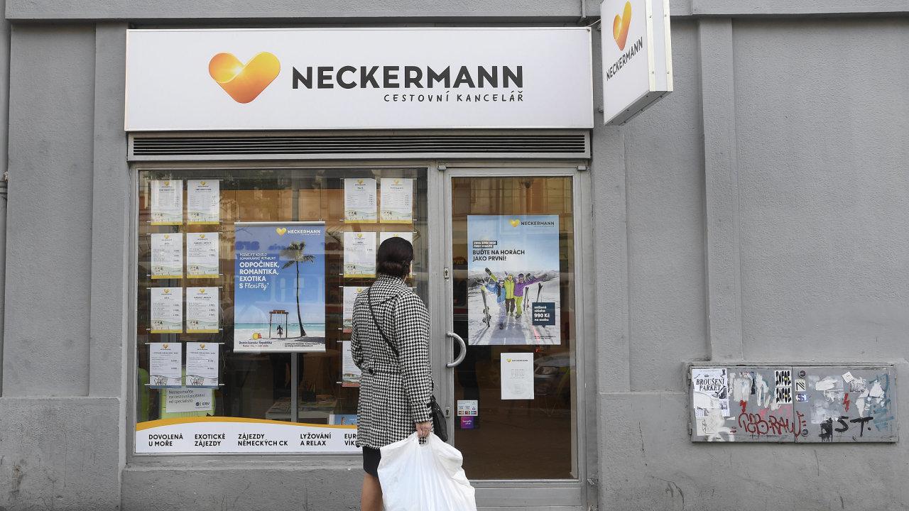Cestovní kancelář Neckermann