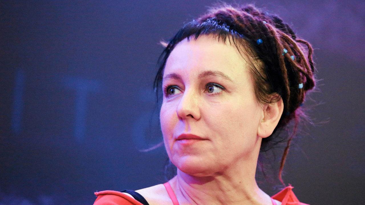 Laureátkou Nobelovy ceny za literaturu za rok 2018 je polská spisovatelka Olga Tokarczuková.