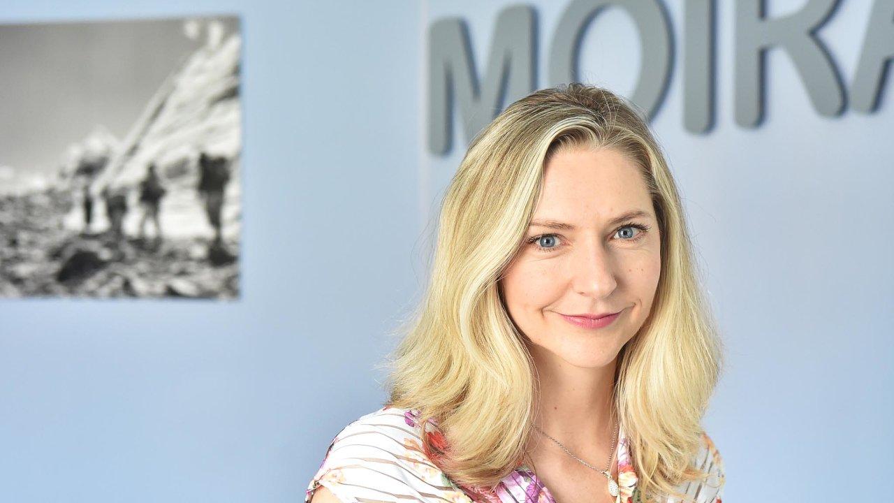 Marcela Vlčková (43), předsedkyně dozorčí rady avýkonná ředitelka akciové společnosti Moira, má v neděli narozeniny.