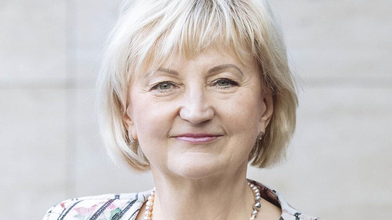 Marie Brejchová, prezidentka Unie podnikových právníků ČR