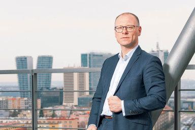 Ředitel investiční společnosti Erste Asset Management GmbH apředseda Asociace pro kapitálový trh Martin Řezáč