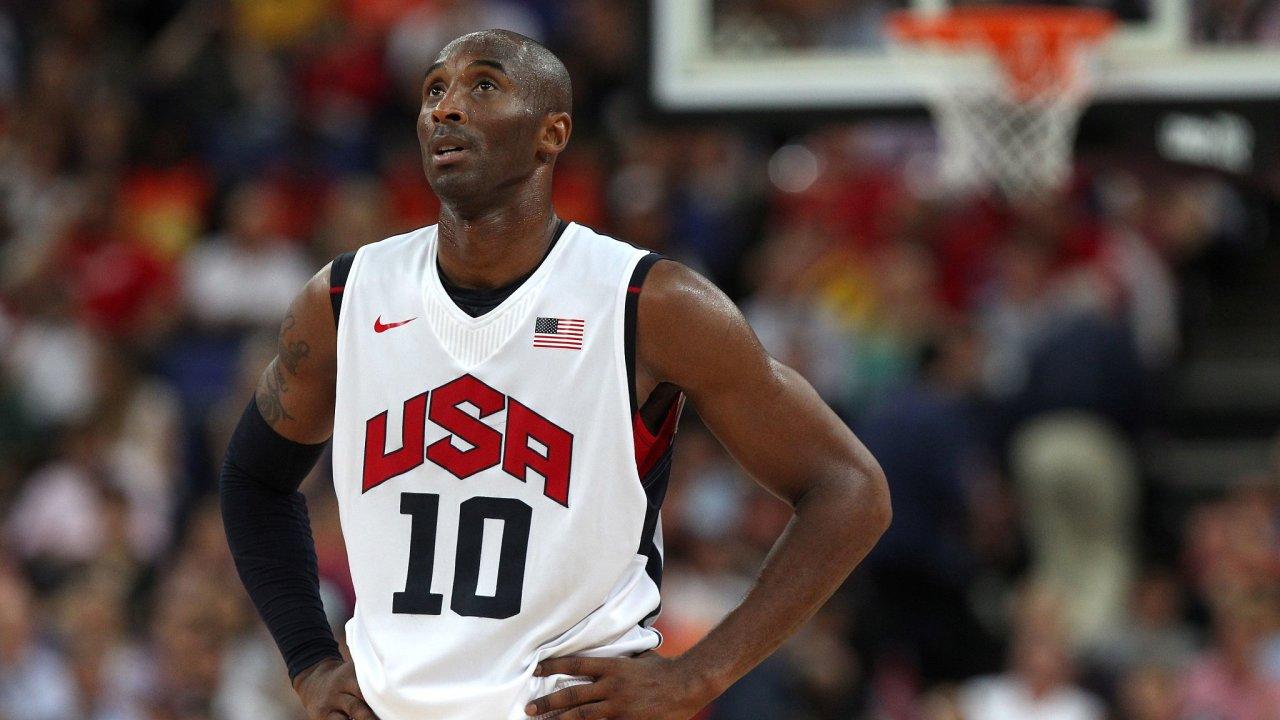 Kobe Bryant NBA basketball