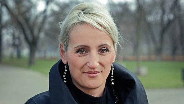 Patricie Šedivá, manažerka externí komunikace společnosti Coca-Cola HBC Česko a Slovensko