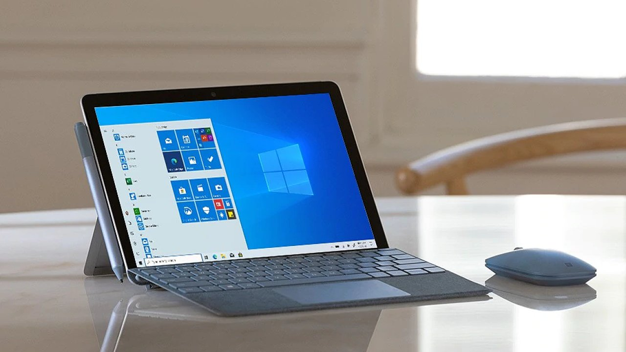 Surface Go 2 je výkonnější a má větší displej ve stejném těle