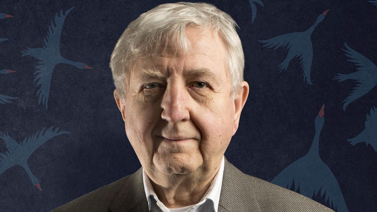 Pavel Bratinka,člen správní rady Nadace Divoké husy