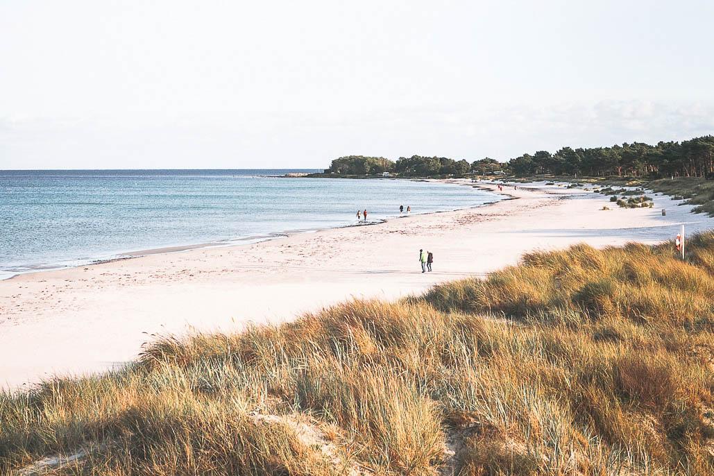 Cesta nadánský ostrov Bornholm