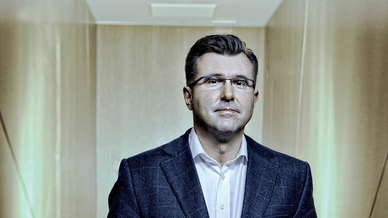 Řídící partner advokátní kanceláře Havel & Partners advokát Jaroslav Havel