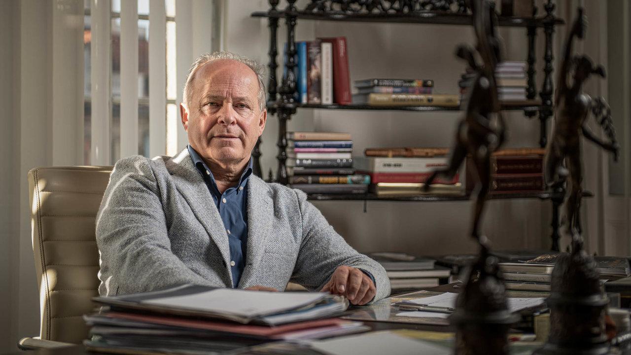 Petr Paukner, Carbounion, Lukáš Oujeský, 15.1.2020portrét