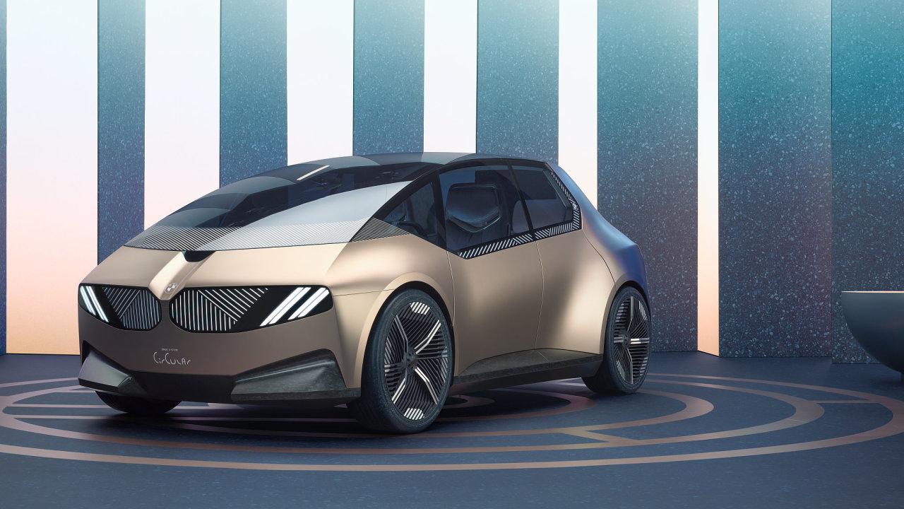 BMW i Vision Circular jsou vizí udržitelného luxusního kompaktu pro rok 2040.