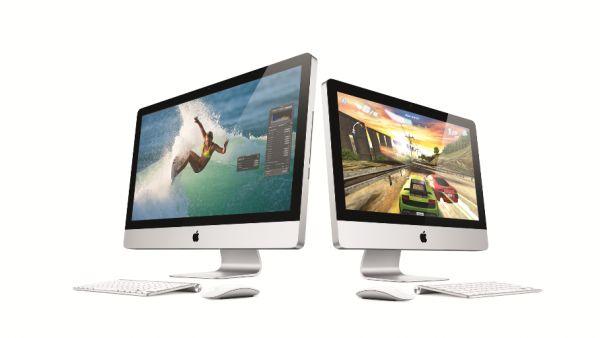 Nová generace počítačů Apple iMac
