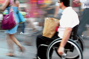 Práce pro handicapované.