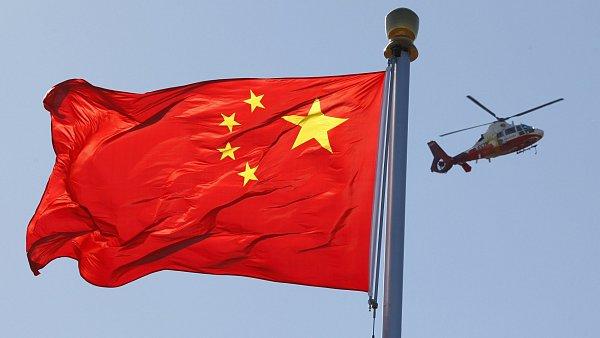 Čína - ilustrační foto