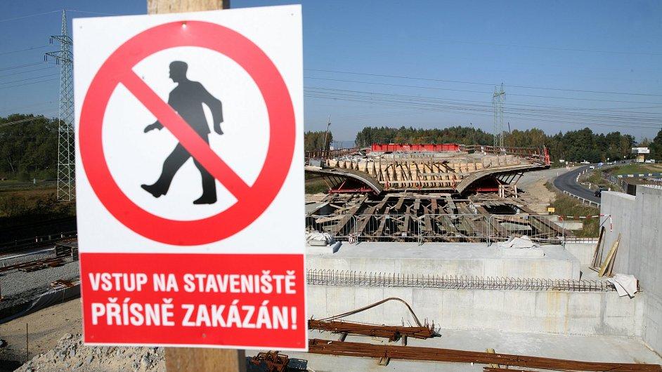 Situace ve stavebnictví je dlouhodobě neudržitelná