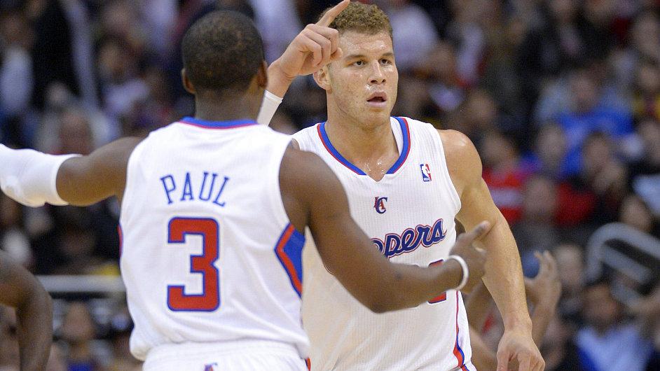 Basketbalisté LA Clippers
