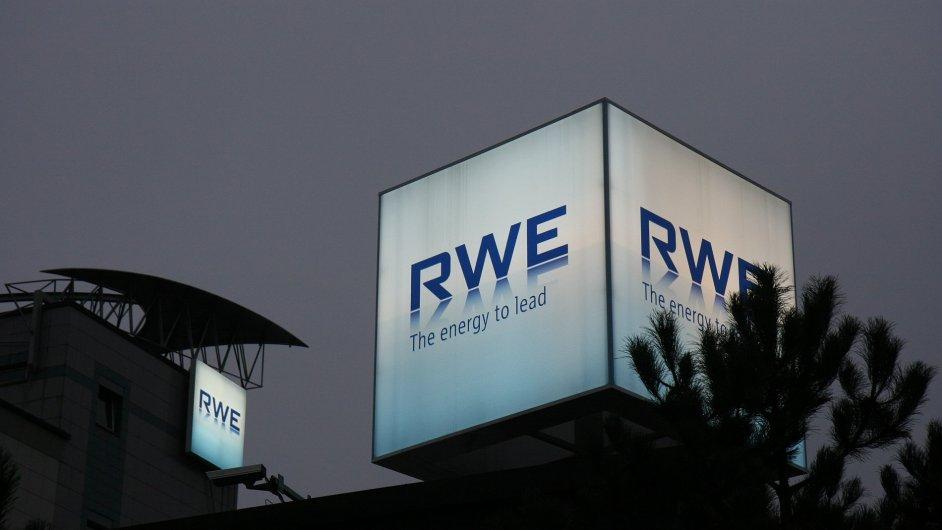 Německé RWE klesly pololetní zisky o 40 procent.